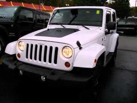 arctic edition jeep wrangler for sale craig dennis best 2012 jeep wrangler arctic edition sale