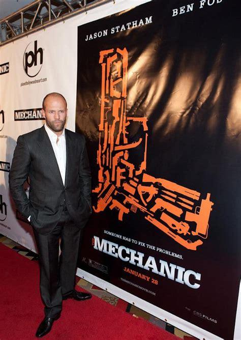 jason statham film vegas jason statham at quot the mechanic quot movie premiere at planet