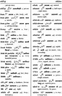Canopy Meaning In Hindi by Urdu Romanised Hindi English Dictionary English