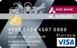 axis bank business credit card apply credit cards in india powered by bankbazaar