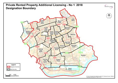 Kitchen Cabinet Association by Newham Looks To Licence All Prs Properties Rla Campaigns