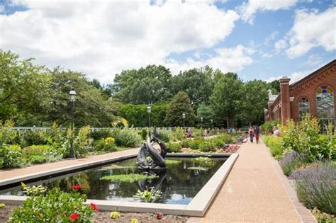 Missouri Botanical Garden Membership Missouri Botanical Garden St Louis Mo Aaa