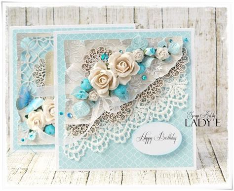 25 best ideas about vintage handmade cards on
