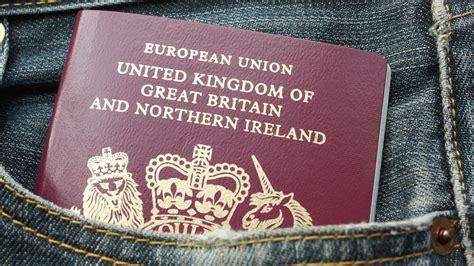 obtener el pasaporte britanico
