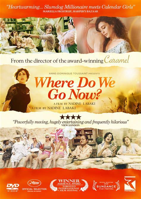 Go On Do It Now popcorn caveman where do we go now dvd