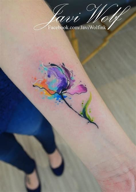 watercolor tattoo kansas city 286 best javi wolf watercolor tattoos images on