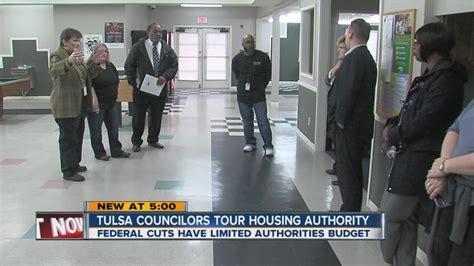 tulsa housing authority section 8 tulsa councilours tour housing authority youtube