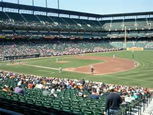 section 13 1 a oriole park at camden yards section 13 row 1 seat 16