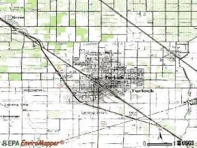 turlock california ca 95380 profile population maps