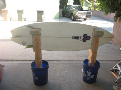 Shaping Rack by Surfboard Shaping Rack