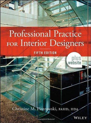 professional practice for interior designers professional practice for interior designers 5th edition rent 9781118090794 1118090799