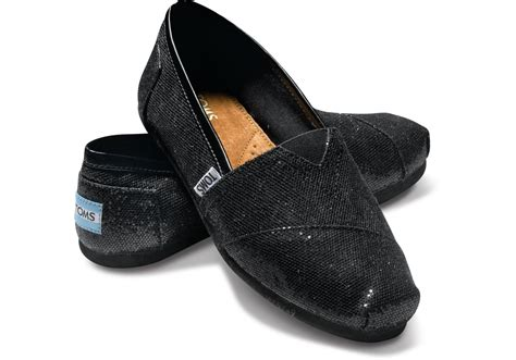 are toms shoes toms glitter classics shoe review ethical fashion and