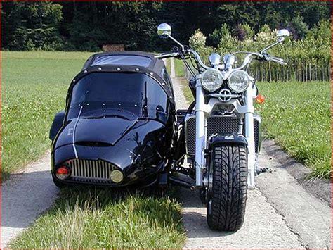 Triumph Motorrad Lamminger by Rocket 3 Modelle