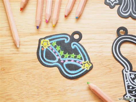 How To Make Shrinky Dink Paper - how to make shrinky dinks 9 steps with pictures wikihow