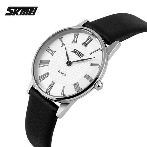 Skmei 9092cl 9092 Origial jual terlaris skmei casual leather