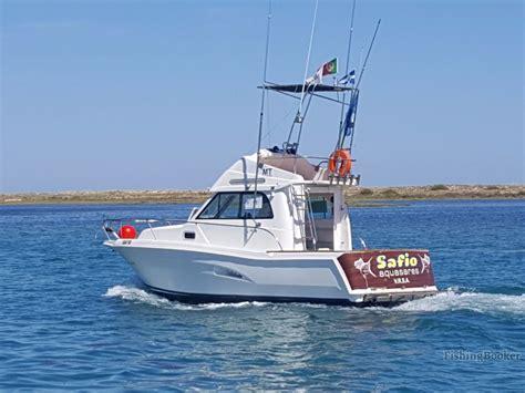offshore fishing boat charter aquasares offshore fishing charters tavira portugal