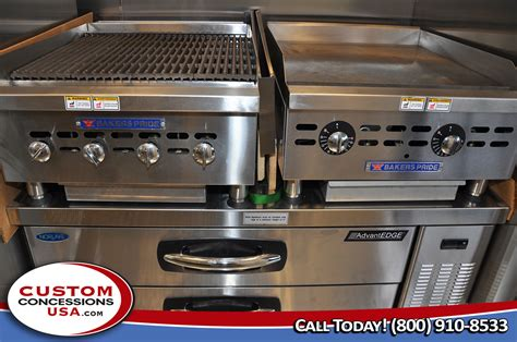 Kitchen Builder by Concessions Trailers Quality Mobile Kitchen Builder