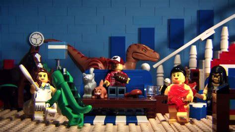 super bowl commercials  lego masterpieces  brick bowl cult  mac