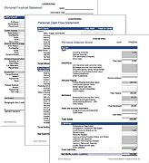 financial statements free financial statement templates