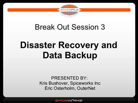 backup strategy template disaster recovery data backup strategies