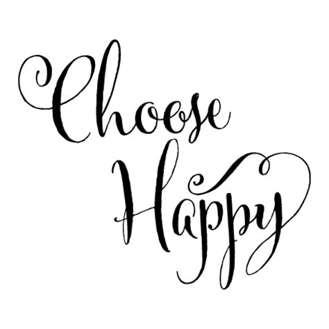 Choose Happy choose happy wall quotes decal wallquotes