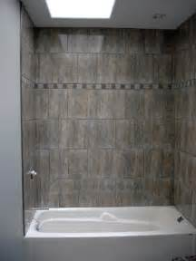 Bathtub Tiling Ceramic Tile And Installation Home Renovation How To