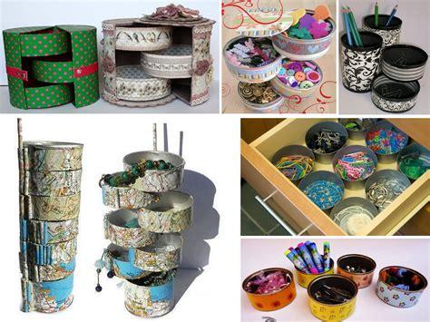 ideas con latas de dulce 50 manualidades con latas de at 250 n