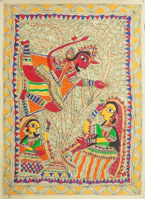 Paper Doyleys 12 Termurah Paper Doli Paper Dolly 1000 images about madhubani folk paintings on