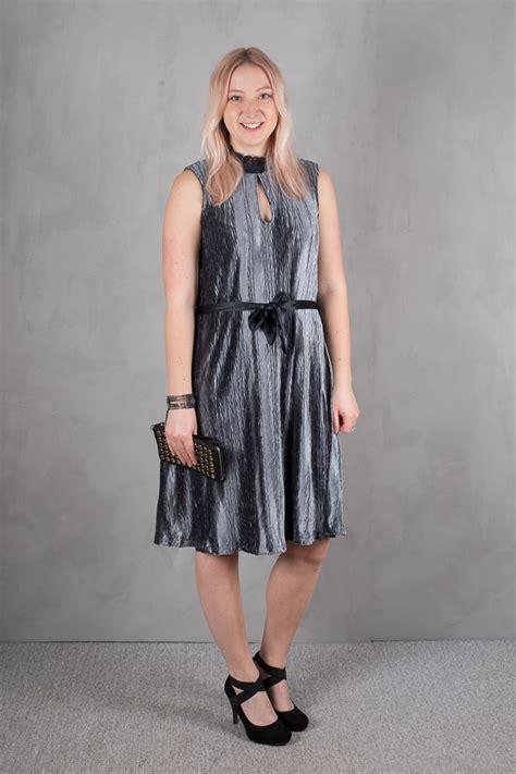 Culture Dress culture ciliane dress zen blue essere design stockholm