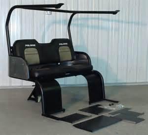 Polaris Rzr Bench Seat Marshall Motoart Introduces 2010 Polaris Ranger 5 5 Seat