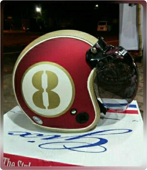 Helm Bogo Cat Kaca Bogo Import jual helm bogo angka 8 semi kulit warna merah kaca bogo original di indonesia katalog or id