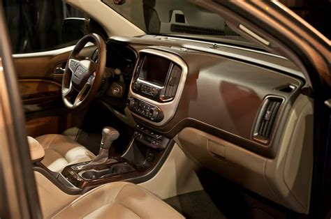 2015 gmc interior 2015 gmc look truck trend