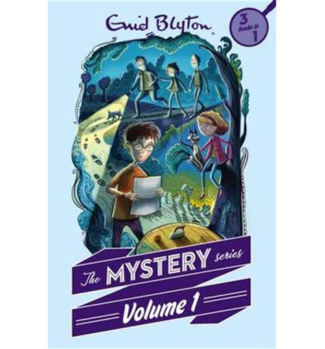 undeniable volume 7 books the mystery series volume 1 enid blyton 9781405275620