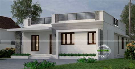 storey  roof deck indian house concept pinoy