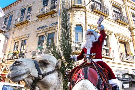 Free Tree Giveaway 2016 - i24news jerusalem municipality spreads christmas cheer with free tree giveaway