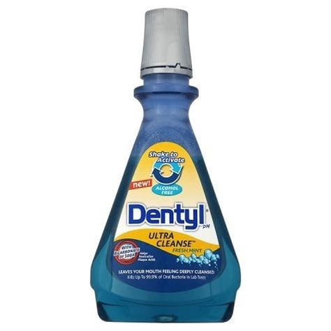 Ultra Wash Detox Mouthwash by Other Dentyl Ph Ultra Cleanse Mouthwash Review