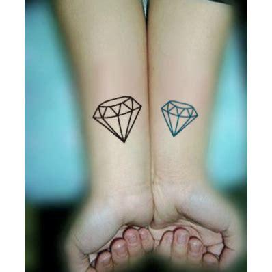 tattoo 3d diamond diamond tattoo outline