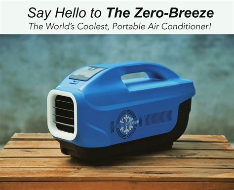 Zero Breeze   Portable AC Unit