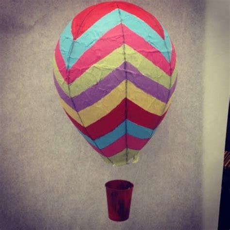 Paper m 226 ch 233 hot air balloon art classes pinterest hot air balloons air balloon and paper