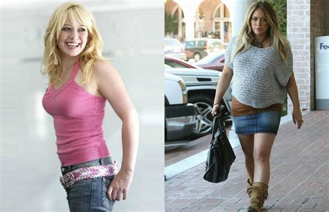 fat girlfriend gaining weight celebrities who transformed from fit to fat