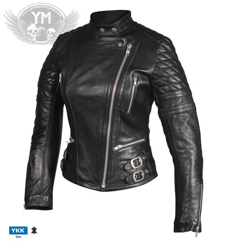 ladies motorcycle jacket nexo fly angel ladies leather motorcycle jacket
