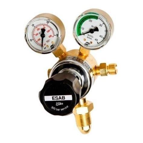 Regulator Tabung Gas Quantum Esab Dura Series Argon Regulator Esab Dura Series Argon