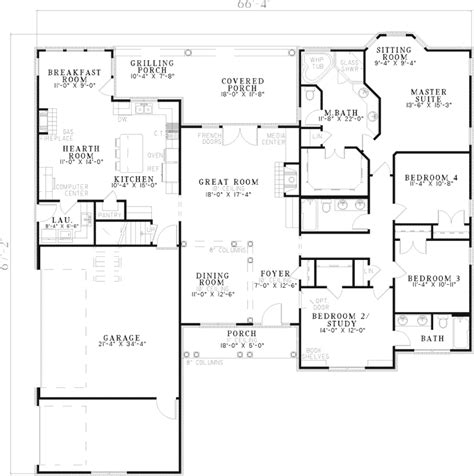 princeton floor plans princeton ridge ranch home plan 055d 0211 house plans and more