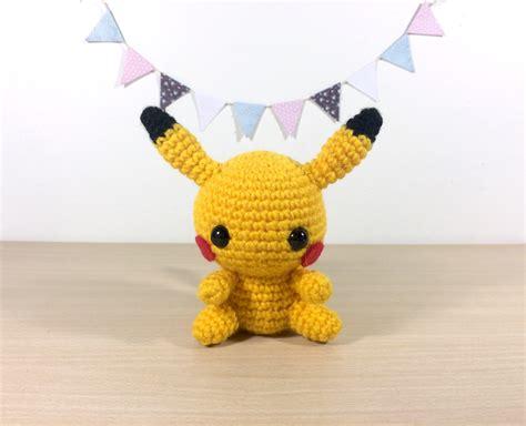 amigurumi pattern free pokemon 12 free pokemon go amigurumi crochet patterns