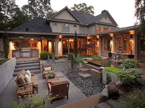 Rustic Patio Designs 16 Magical Rustic Patio Designs That You Will Fall In With