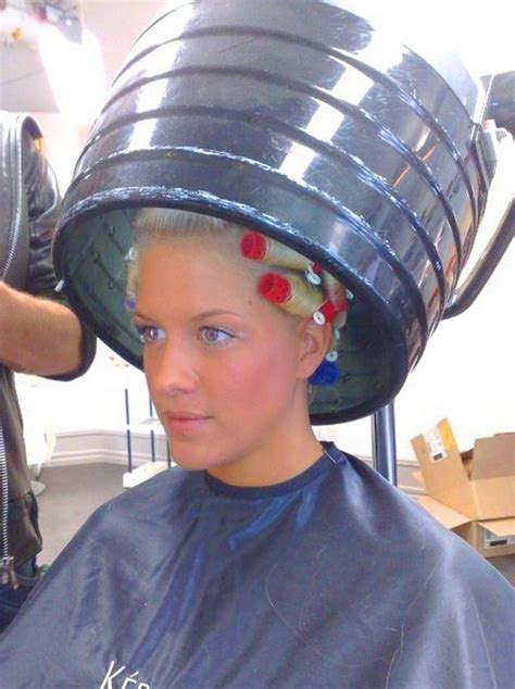 his hair under the dryer 72 best images about wet set on pinterest mothers hair