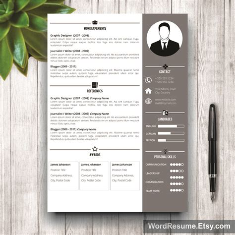 it professional resume examples resume example