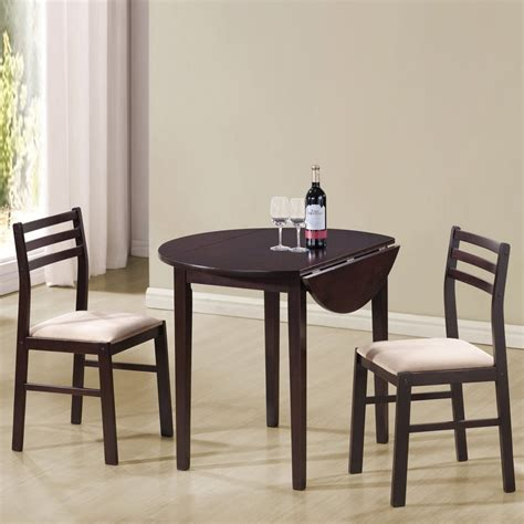 Coaster Dining Table Set Shop Coaster Furniture Cappuccino White Dining Set With Dining Table At Lowes