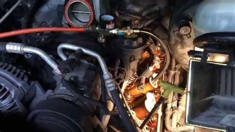 dodge ram  hemi broken valve spring replacement youtube