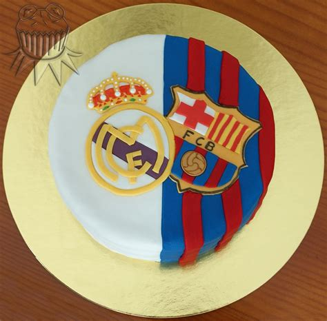 17 best ideas about real madrid cake on real